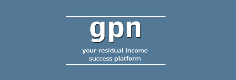 GPN Blog; Residual Income Success Training and Resources