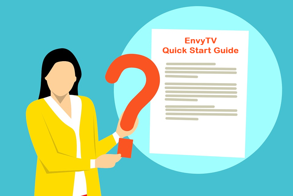 Envy Solutions Quick Start Guide