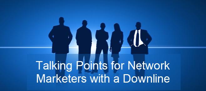 Successful Network Marketer Referral Script